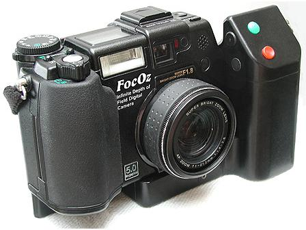 Picture of the FocOz Camera
