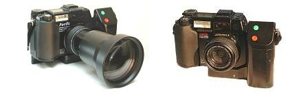Picture of the FocOz Camera, teleconverter
